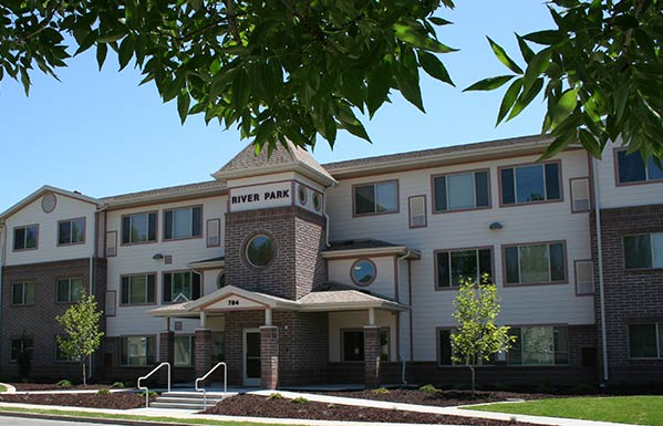 river park apartments logan utah